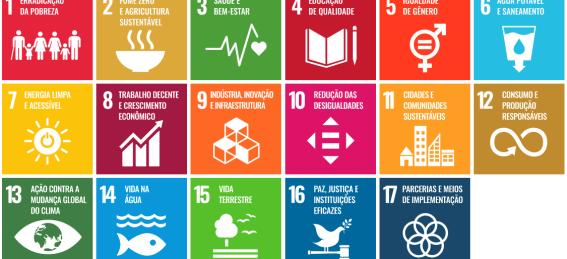 Você conhece os Objetivos de Desenvolvimento Sustentáveis?
