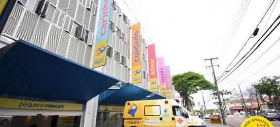 Projeto Hospital Digital – Hospital Pequeno Príncipe, Curitiba/PR